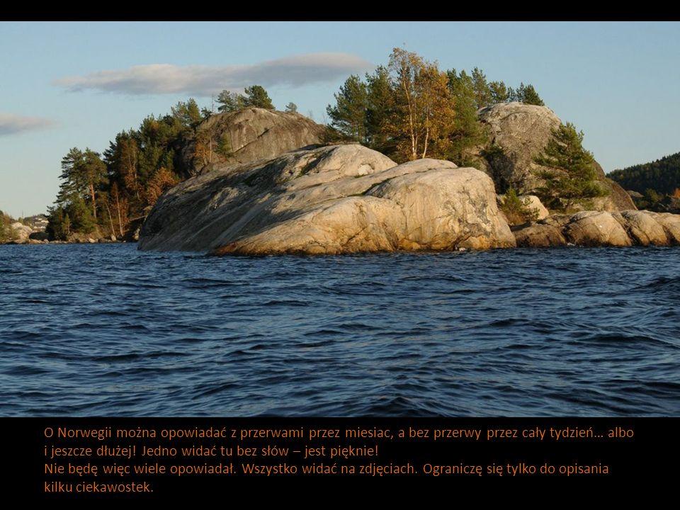 O Norwegii można opowiadać z przerwami przez miesiac, a bez przerwy przez cały tydzień… albo i jeszcze dłużej! Jedno widać tu bez słów – jest pięknie!