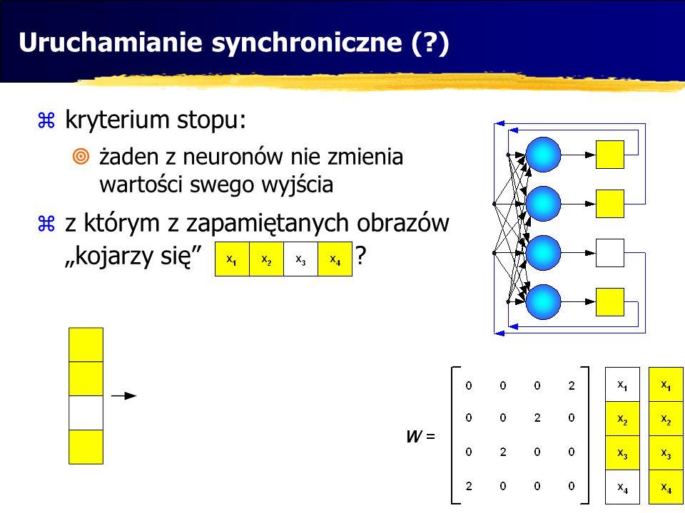 Uruchamianie synchroniczne ( )