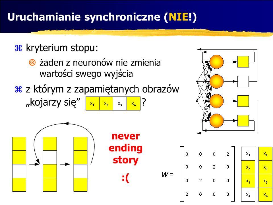 Uruchamianie synchroniczne (NIE!)
