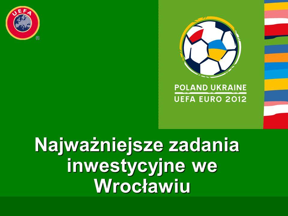 Najważniejsze zadania inwestycyjne we Wrocławiu