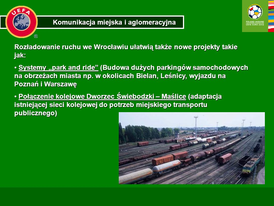 Komunikacja miejska i aglomeracyjna