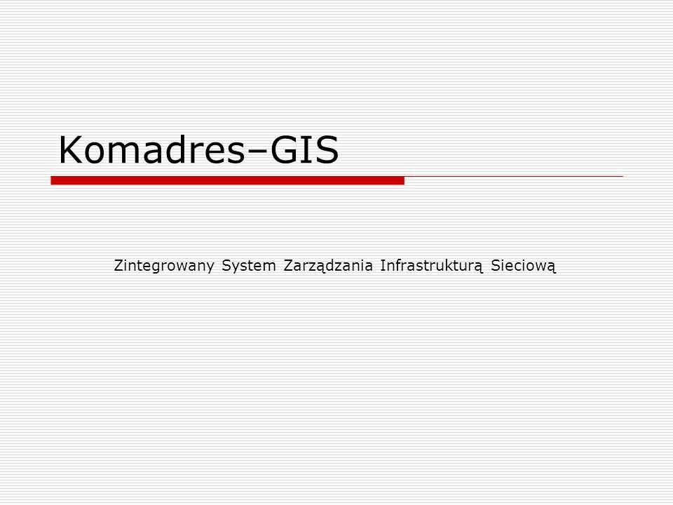 Zintegrowany System Zarządzania Infrastrukturą Sieciową