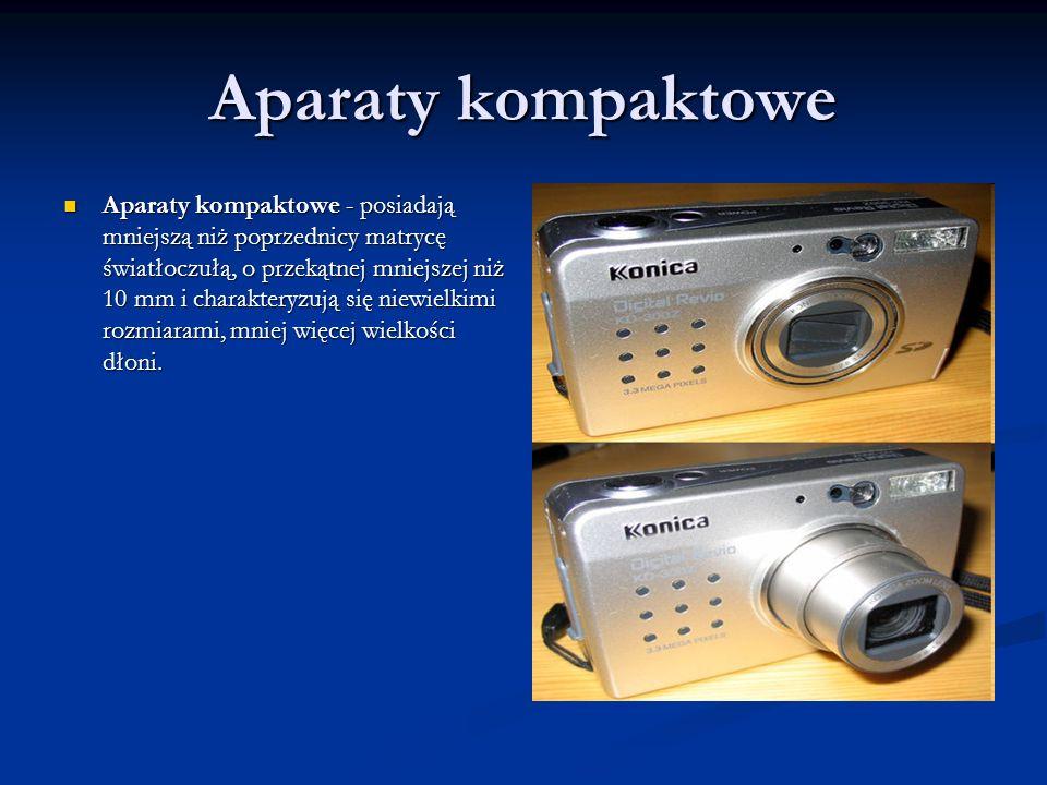 Aparaty kompaktowe