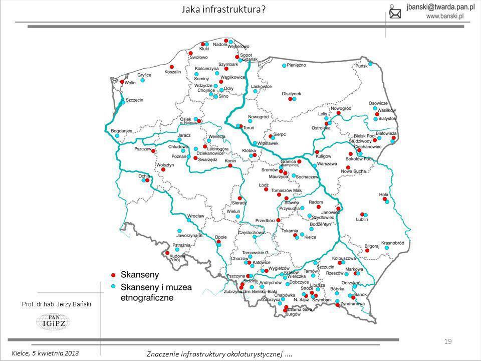 Jaka infrastruktura 19 Znaczenie infrastruktury okołoturystycznej ….