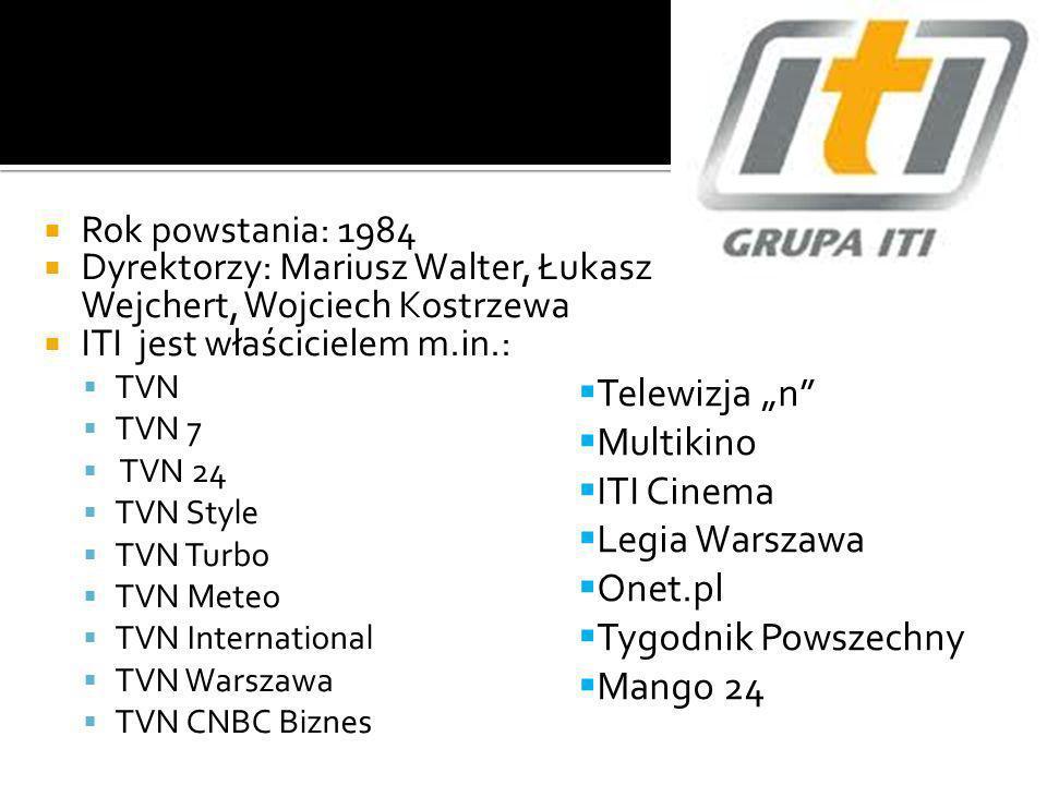 "Telewizja ""n Multikino ITI Cinema Legia Warszawa Onet.pl"