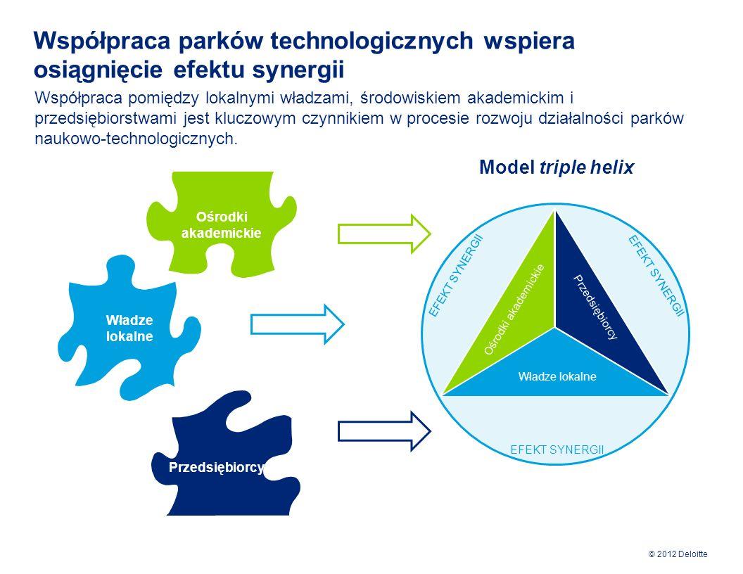 Współpraca parków technologicznych wspiera osiągnięcie efektu synergii
