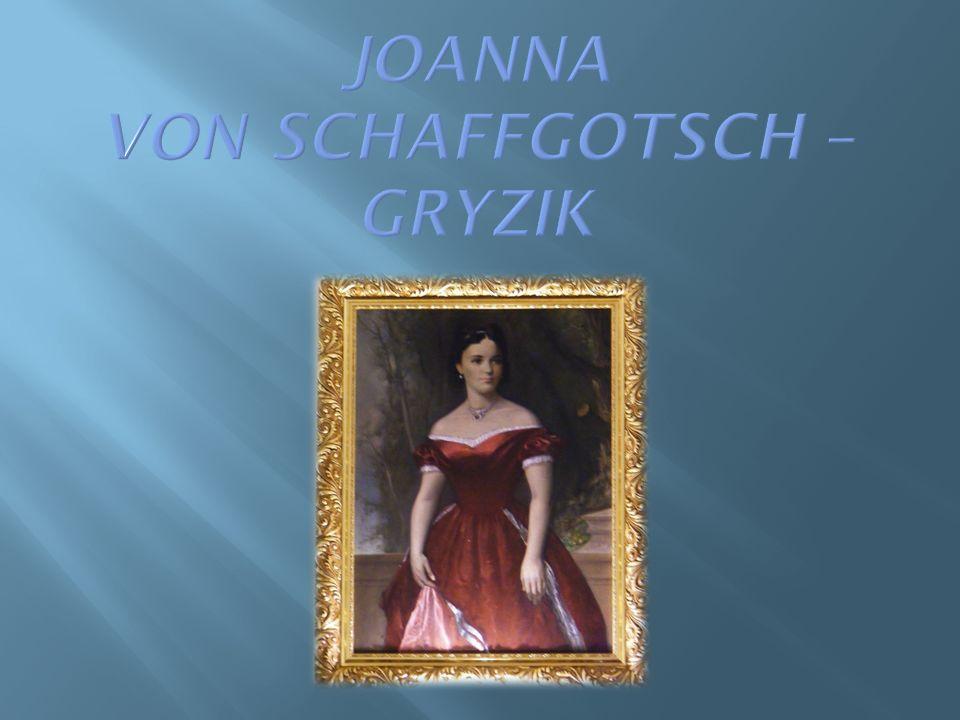 Joanna von schaffgotsch – gryzik