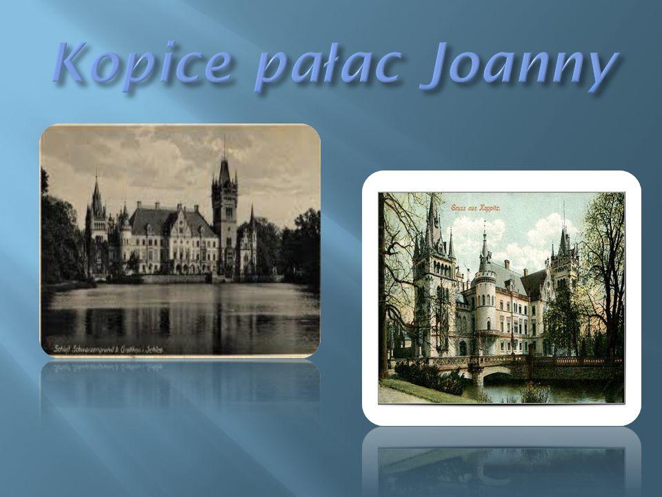 Kopice pałac Joanny