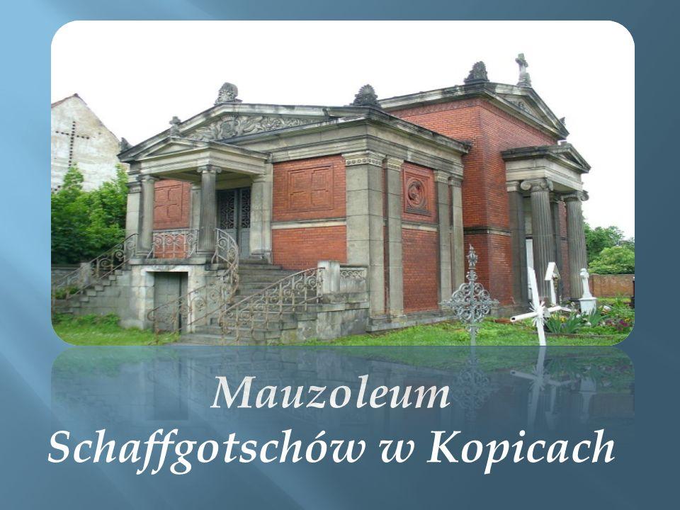 Mauzoleum Schaffgotschów w Kopicach