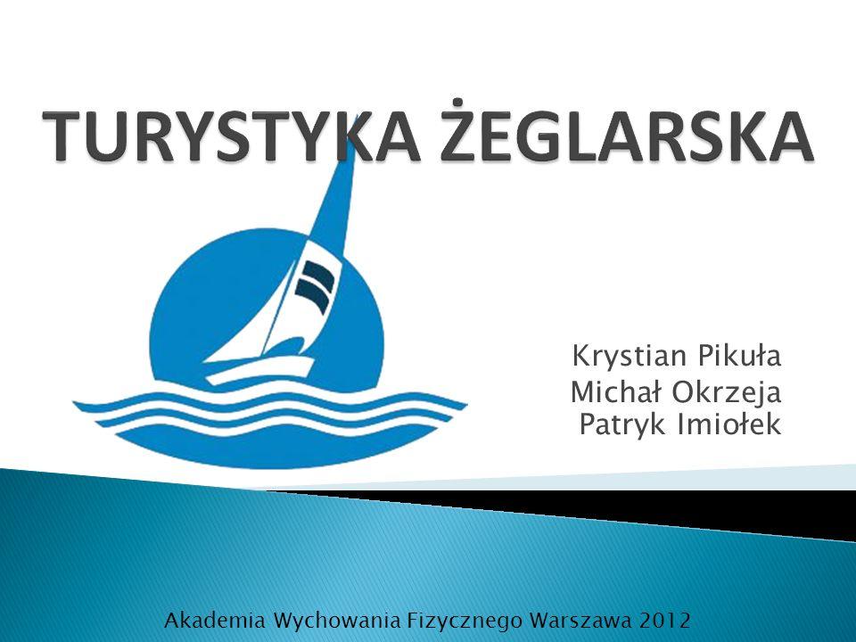 Krystian Pikuła Michał Okrzeja Patryk Imiołek
