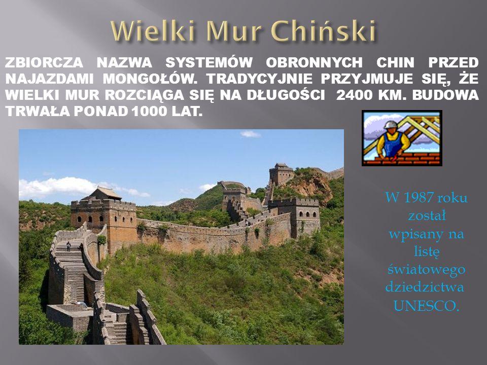 W 1987 roku został wpisany na listę światowego dziedzictwa UNESCO.
