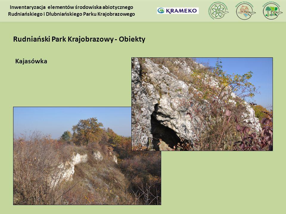 Rudniański Park Krajobrazowy - Obiekty