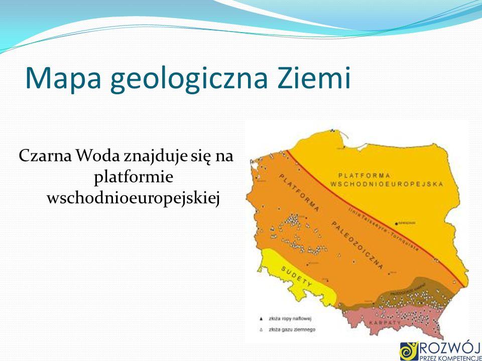 Mapa geologiczna Ziemi