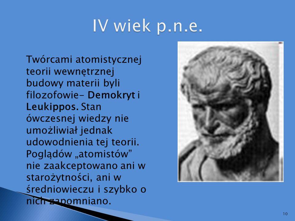 IV wiek p.n.e.