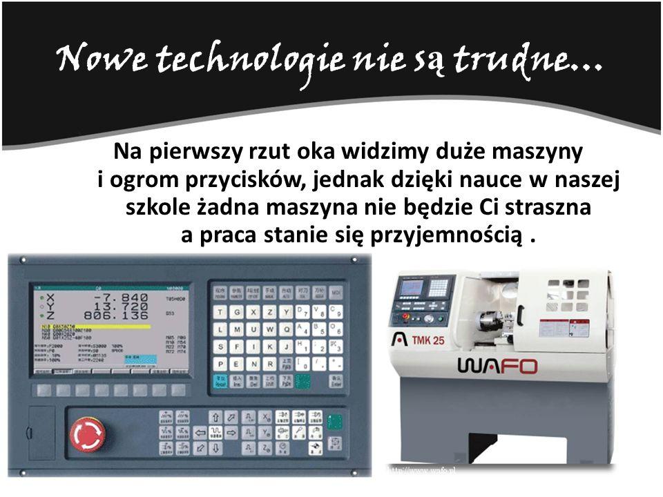 Nowe technologie nie są trudne…