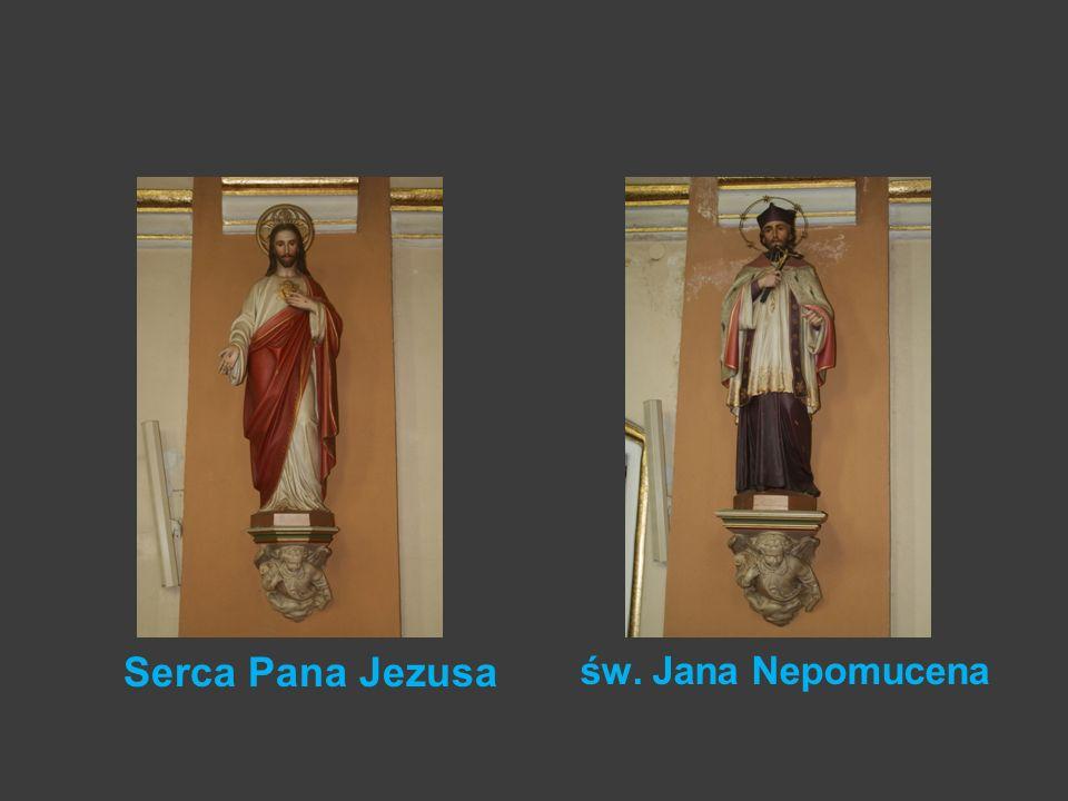 Serca Pana Jezusa św. Jana Nepomucena