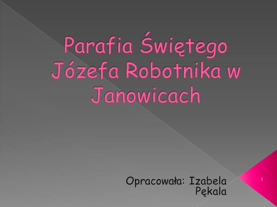 Parafia Świętego Józefa Robotnika w Janowicach