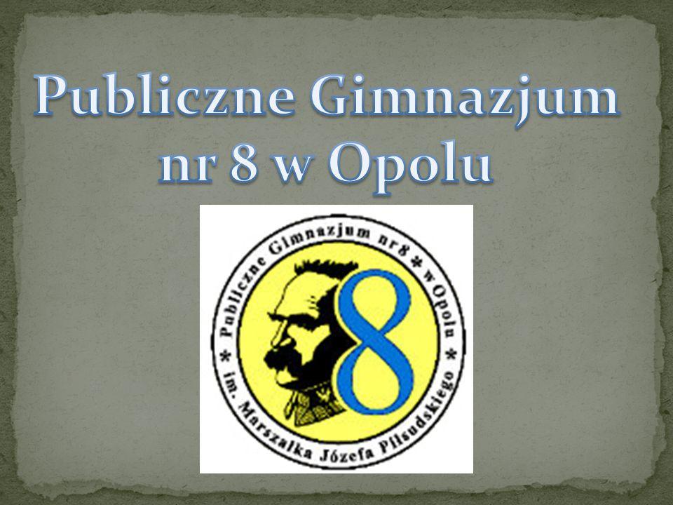 Publiczne Gimnazjum nr 8 w Opolu