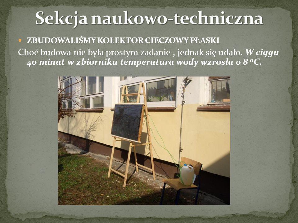 Sekcja naukowo-techniczna