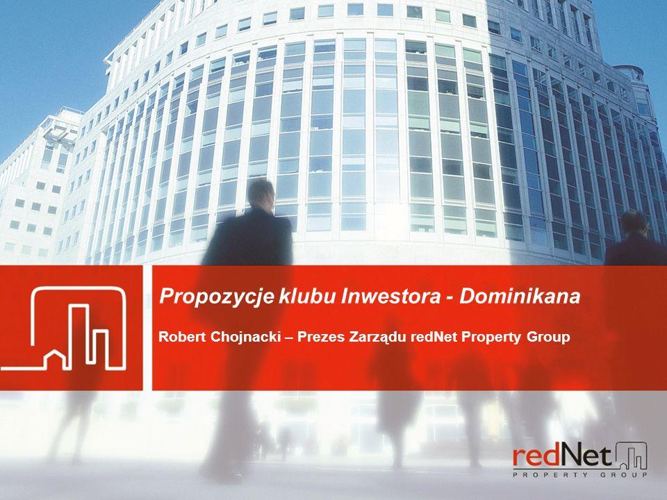 Propozycje klubu Inwestora - Dominikana