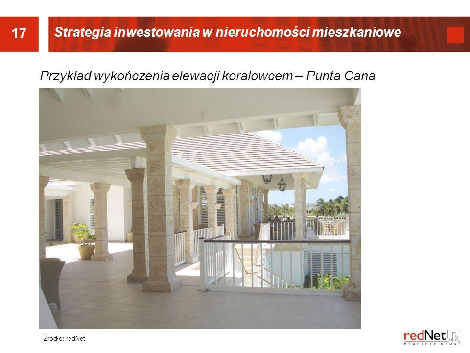 17 Strategia inwestowania w nieruchomości mieszkaniowe
