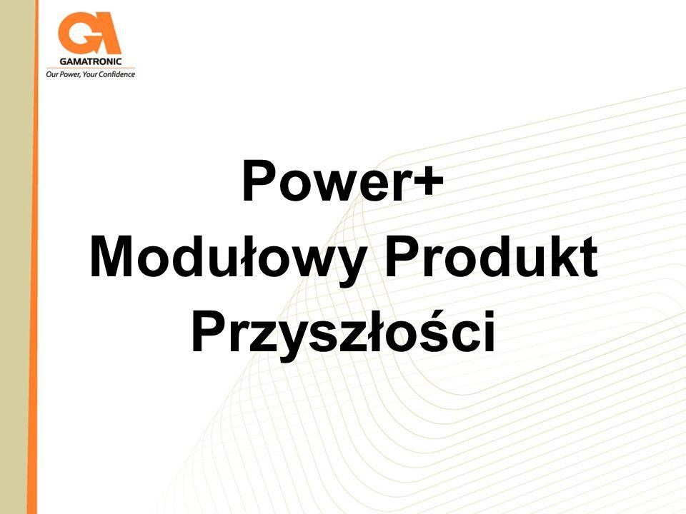 Power+ Modułowy Produkt Przyszłości