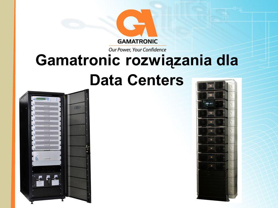 Gamatronic rozwiązania dla Data Centers