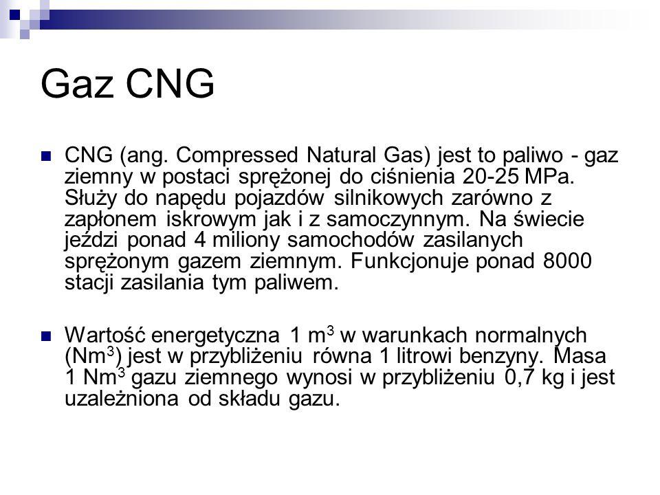 Gaz CNG