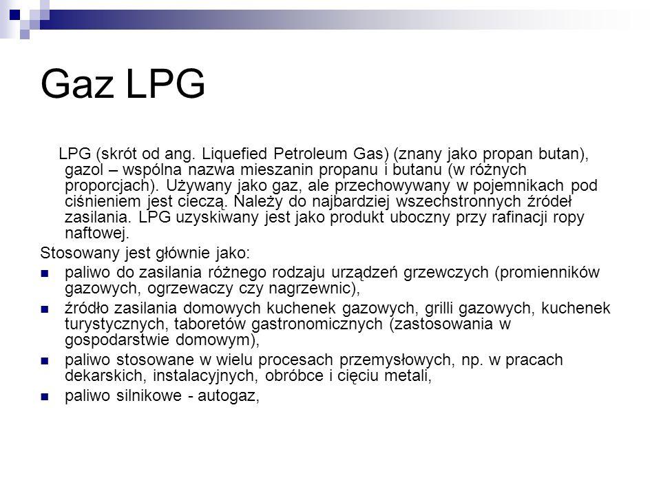 Gaz LPG