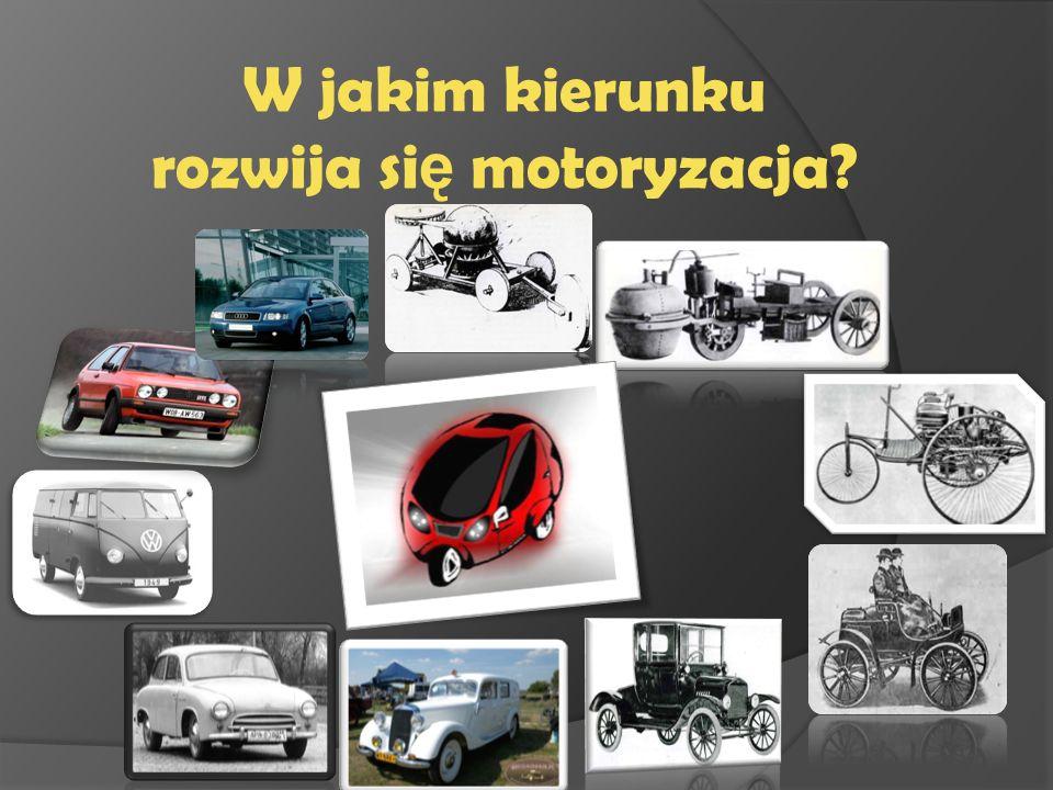 W jakim kierunku rozwija się motoryzacja