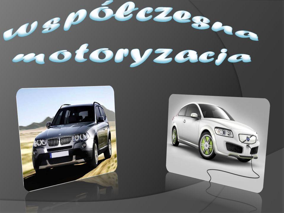 Współczesna motoryzacja