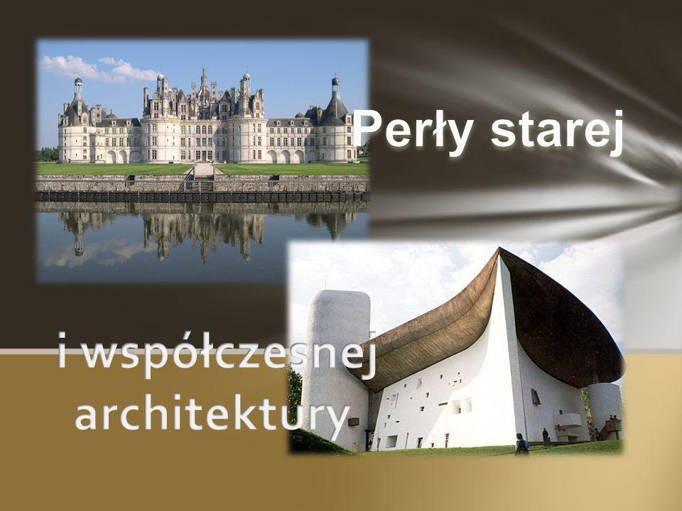 i współczesnej architektury