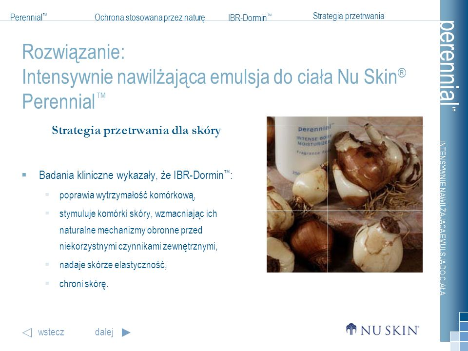 Strategia przetrwania dla skóry