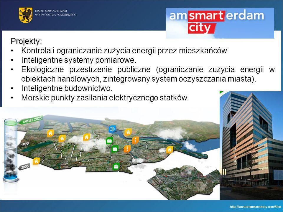 Kontrola i ograniczanie zużycia energii przez mieszkańców.