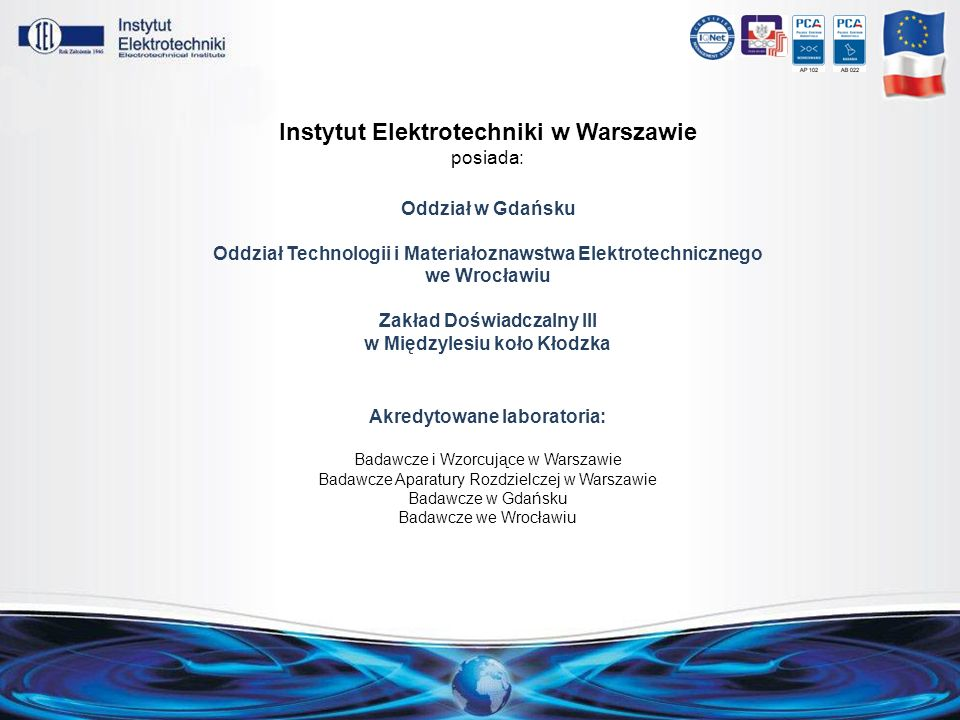 Instytut Elektrotechniki w Warszawie