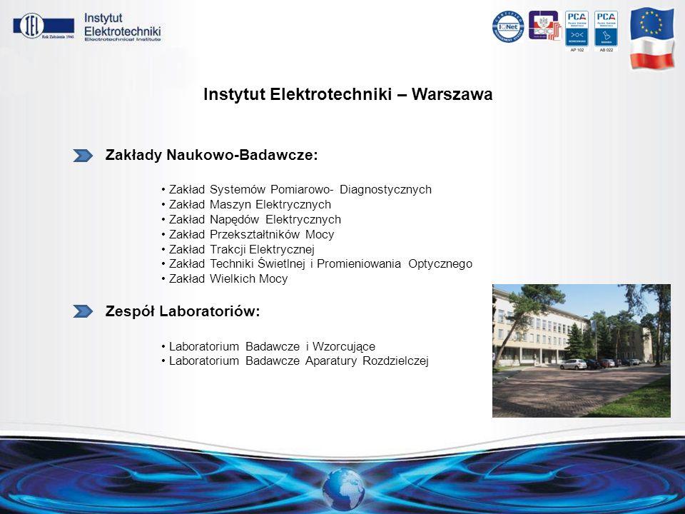 Instytut Elektrotechniki – Warszawa