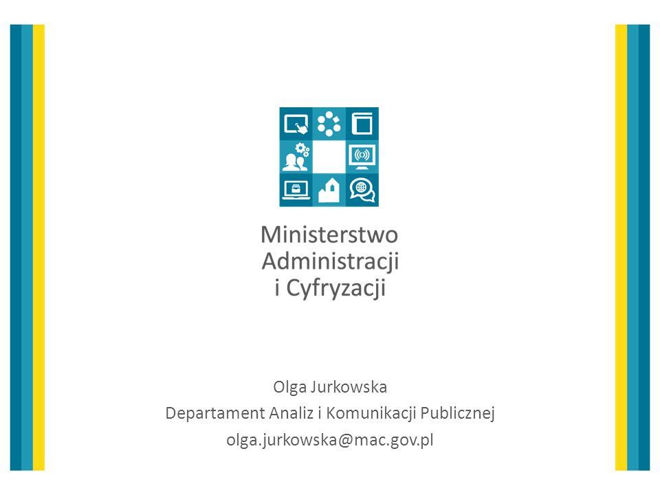 Departament Analiz i Komunikacji Publicznej