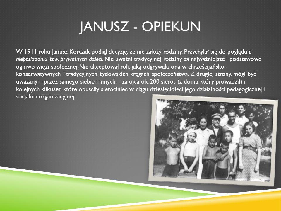 Janusz - Opiekun