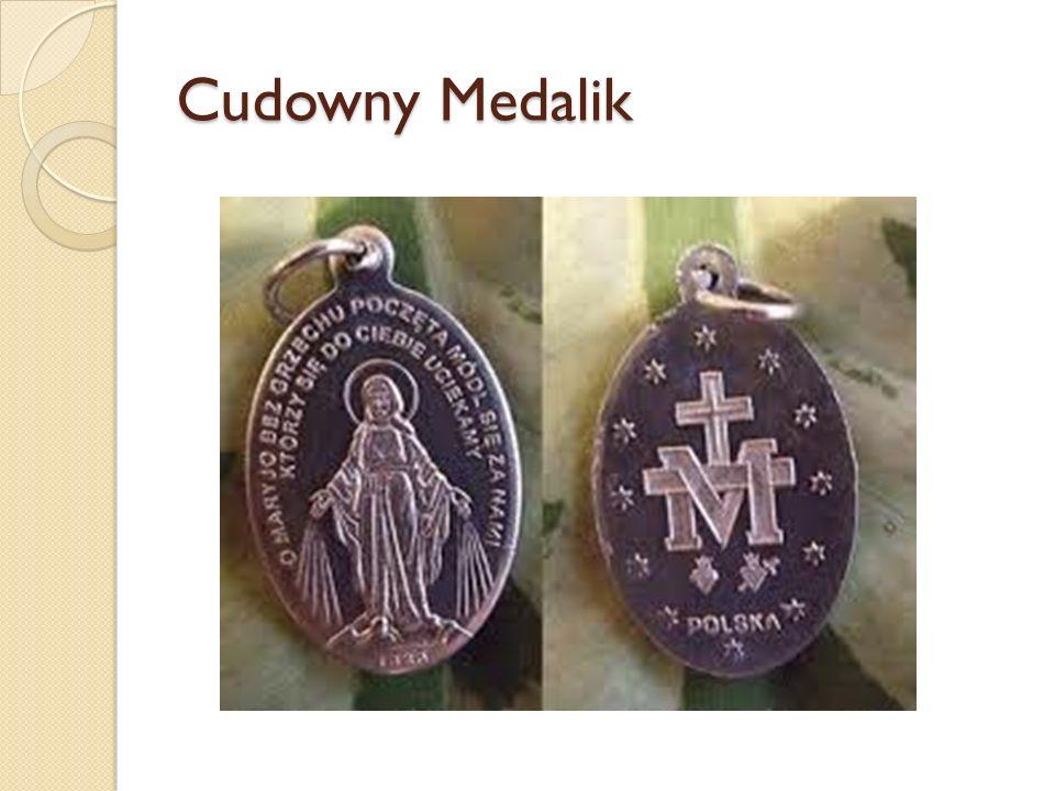 Cudowny Medalik