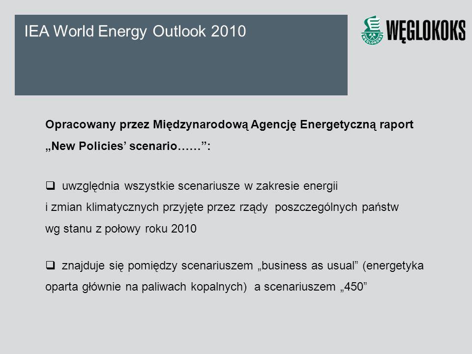 IEA World Energy Outlook 2010