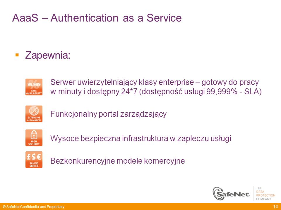 AaaS – Authentication as a Service