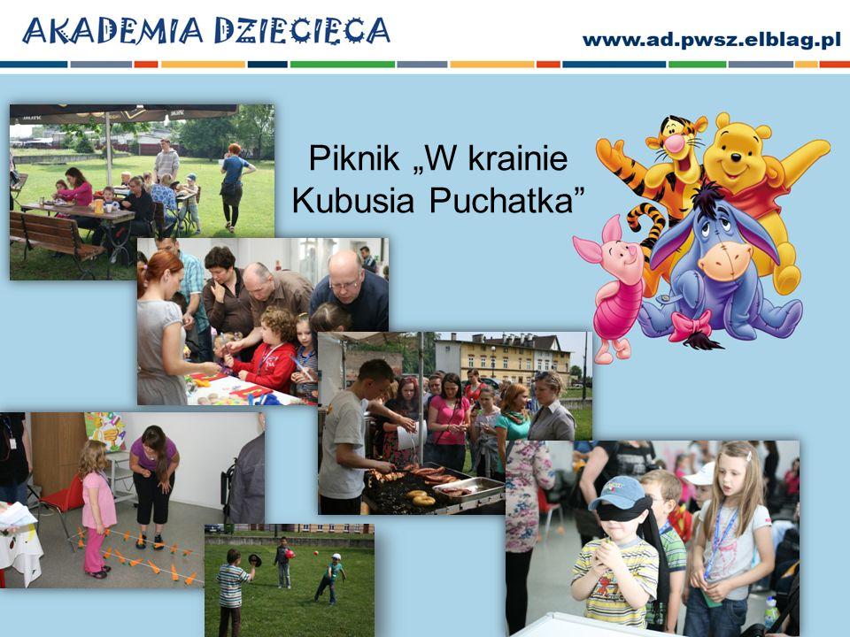 """Piknik """"W krainie Kubusia Puchatka"""