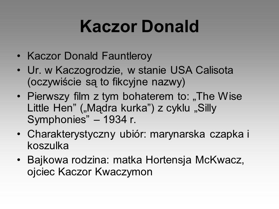 Kaczor Donald Kaczor Donald Fauntleroy