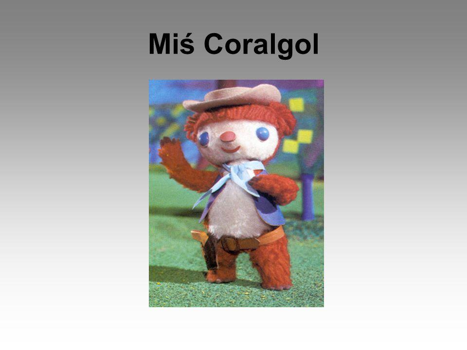 Miś Coralgol