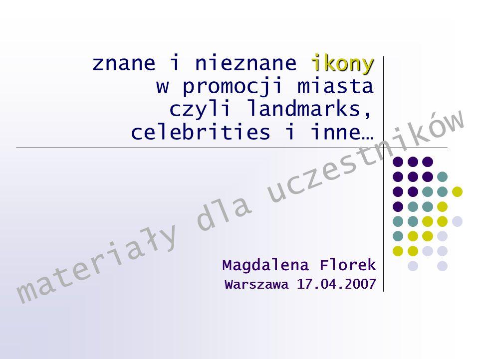 Magdalena Florek Warszawa 17.04.2007