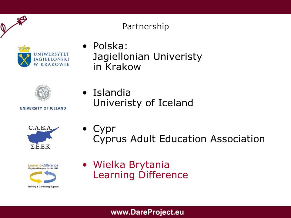 Polska: Jagiellonian Univeristy in Krakow