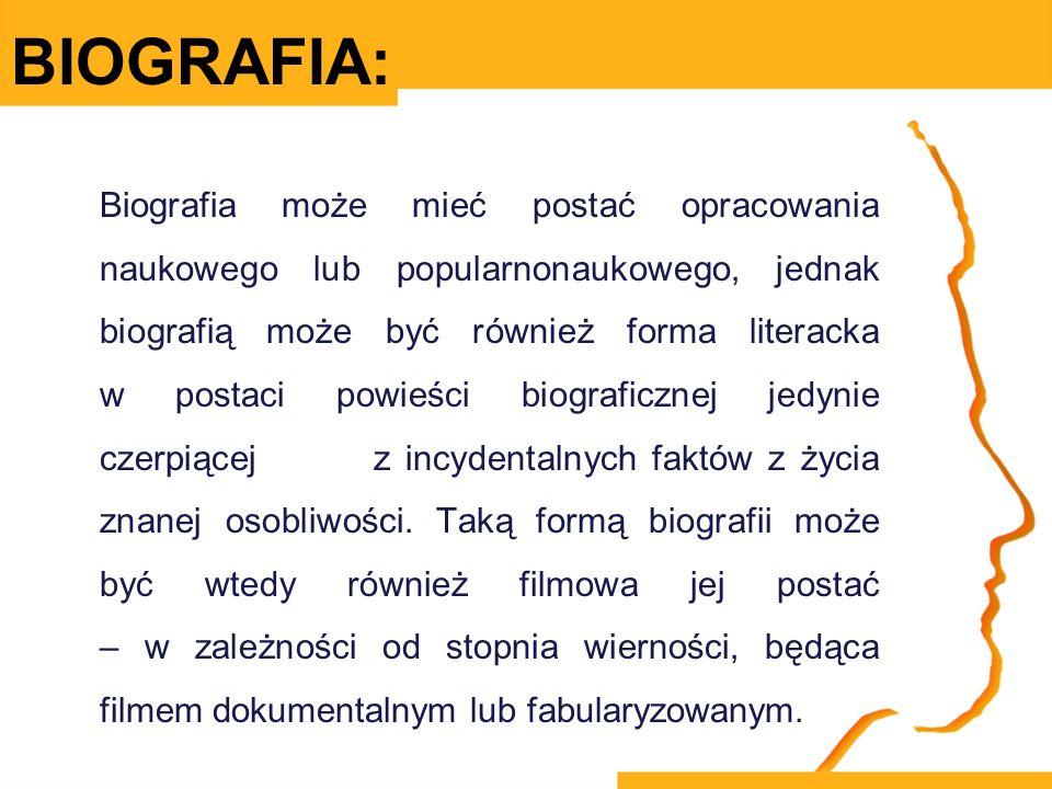 BIOGRAFIA: