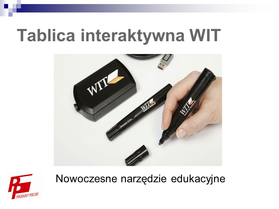 Tablica interaktywna WIT