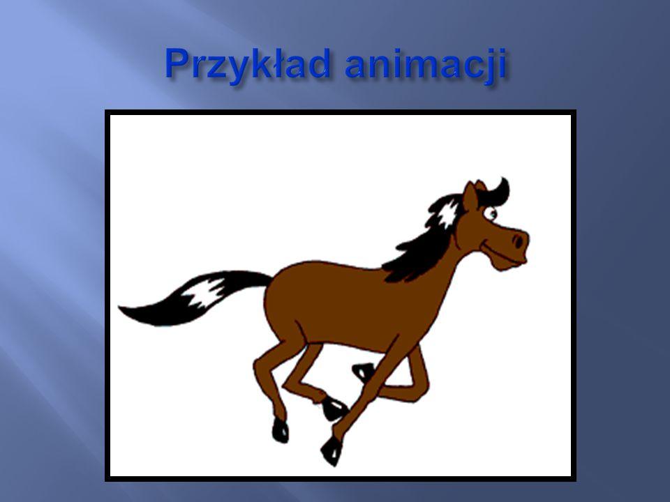 Przykład animacji