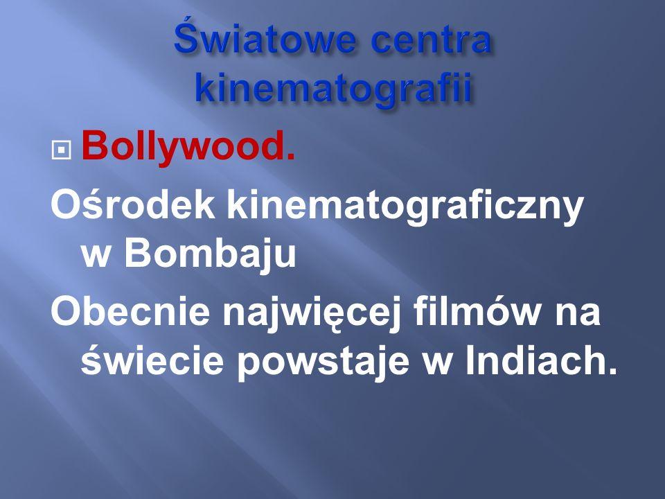 Światowe centra kinematografii